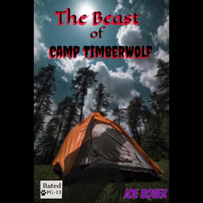 The Beast of Camp TimberWolf book cover
